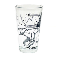 Chicago Bears Holy Schnikes Pint Glass
