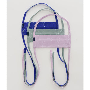 Baggu Reusable Cotton Constellation Head Tie Face Mask (Single)