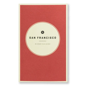 Wildsam San Francisco Travel Guide