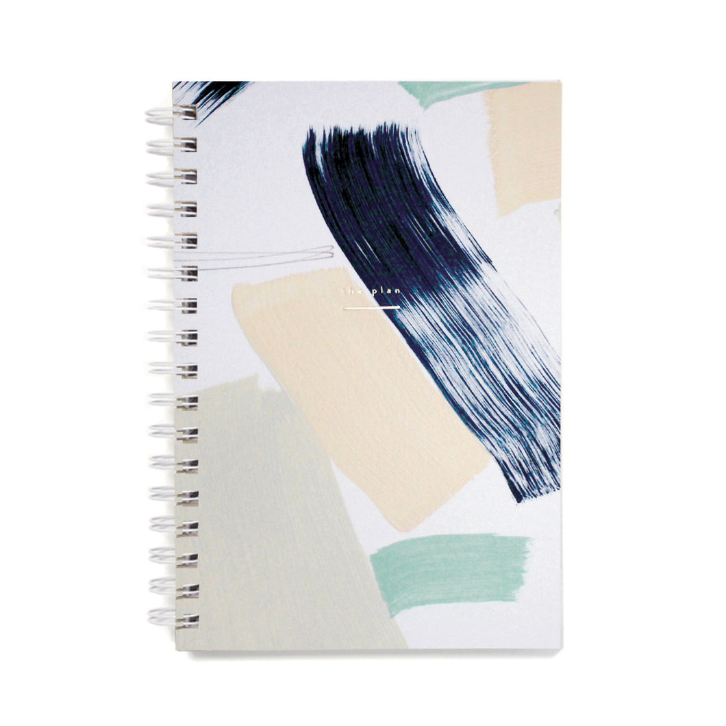 Weekly Planner Painted Cover 6