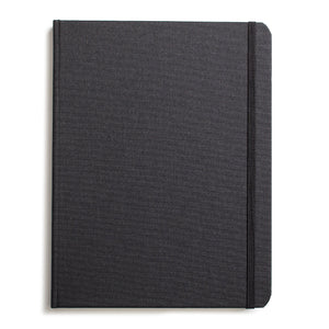 Hard Linen Cover Notebook
