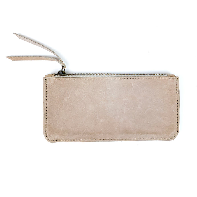 Martha Long Accordion Leather Wallet