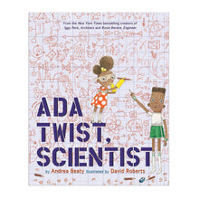 Ada Twist Scientist Book