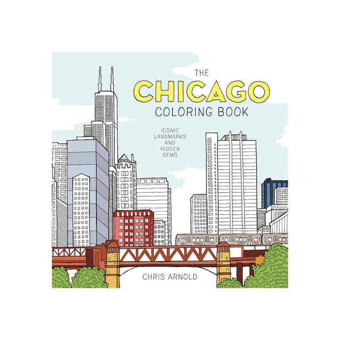 The Chicago Coloring Book