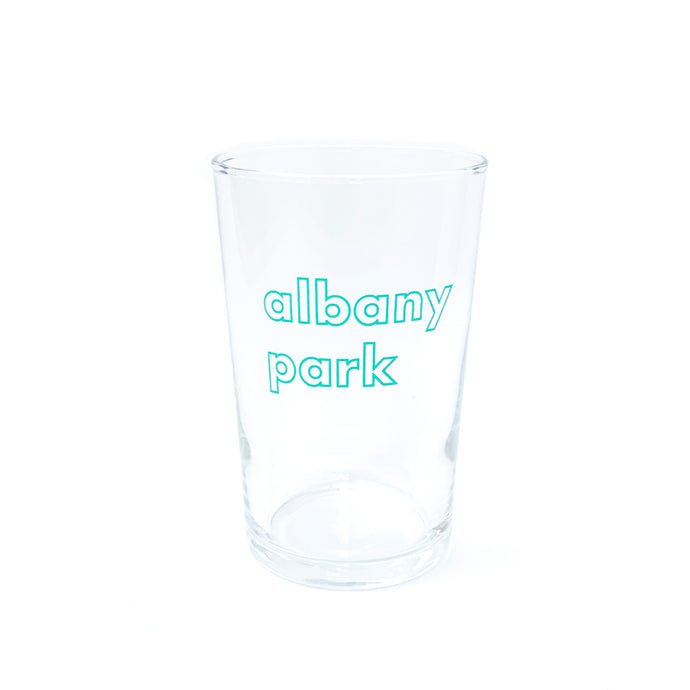 Albany Park Neighborhood Petite 7 oz Juice Glass