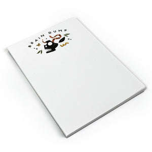 Brain Dump Notepad