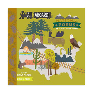All Aboard National Parks Book