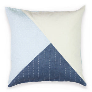 "Didi Patchwork 18"" x 18"" Accent Pillow"