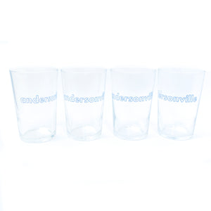 Andersonville Neighborhood Petite 7 oz Juice Glass