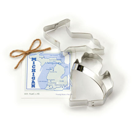Michigan Shaped Cookie Cutter