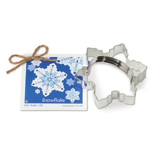 Winter Themed Cookie Cutters