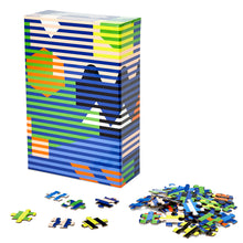 Dusen Dusen Abstract Pattern Jigsaw Puzzle