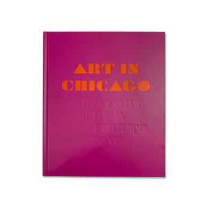 Art in Chicago: A History from the Fire to Now Book