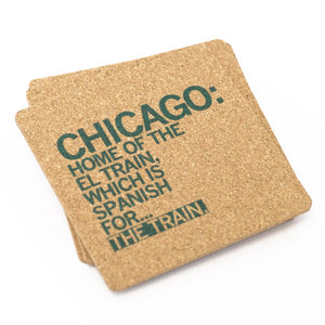 Chicago El Train Coaster