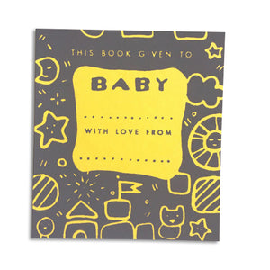 Baby Bookplates (Set of 6)