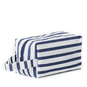 Sailor Stripe Heavyweight Nylon Dopp Kit