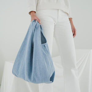 Denim Everyday Tote Bag