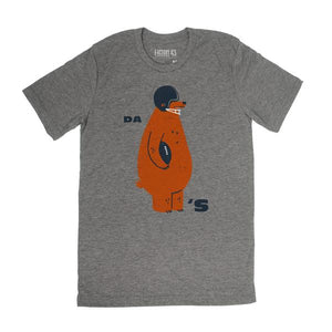 Da Bears Chicago Football Tshirt