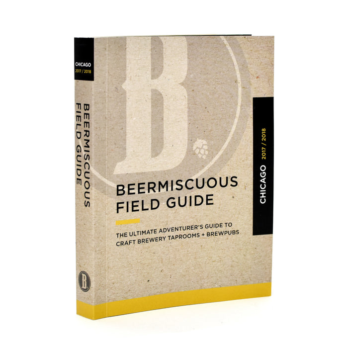 Beermiscuous Chicago Brewery Field Guide