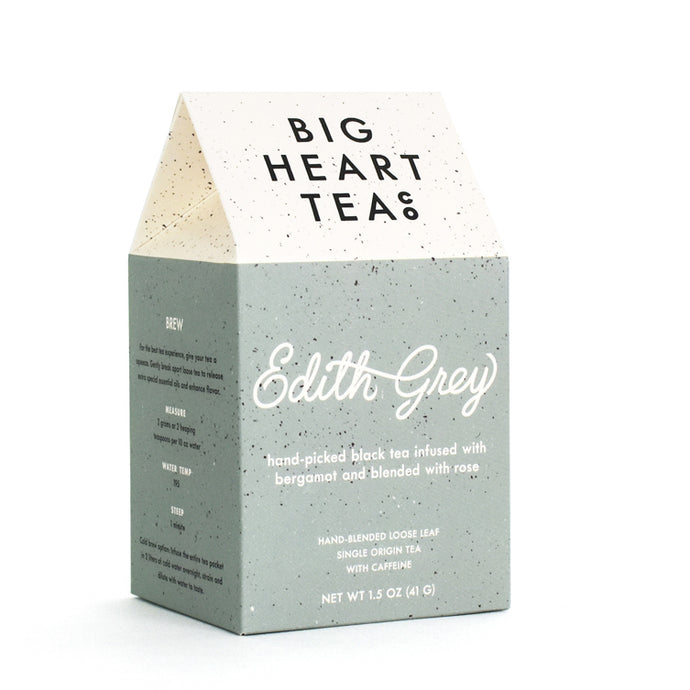 Edith Earl Grey Loose Leaf Herbal Tea