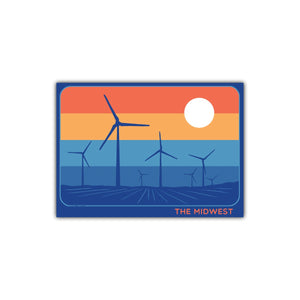 The Midwest Sticker