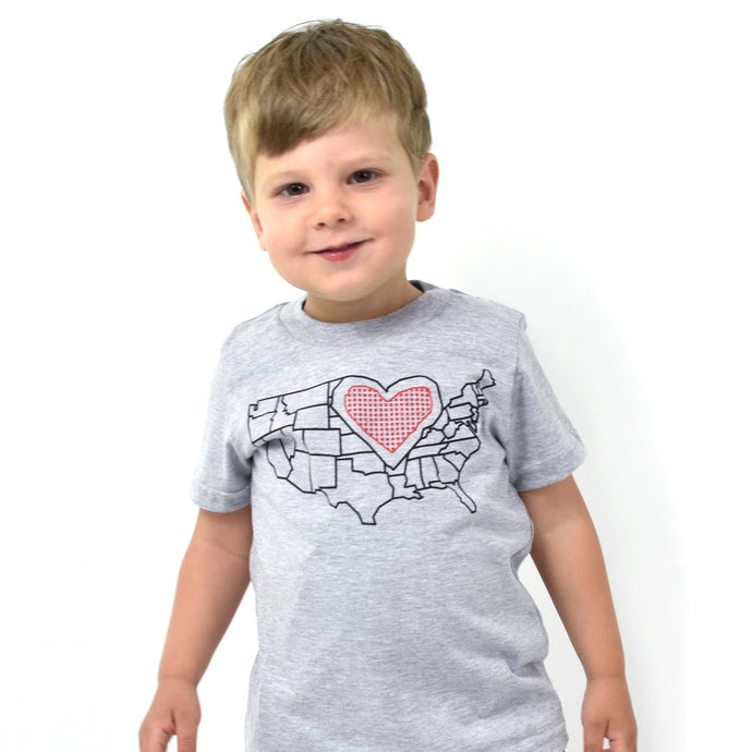 Heartland Kids Tshirt