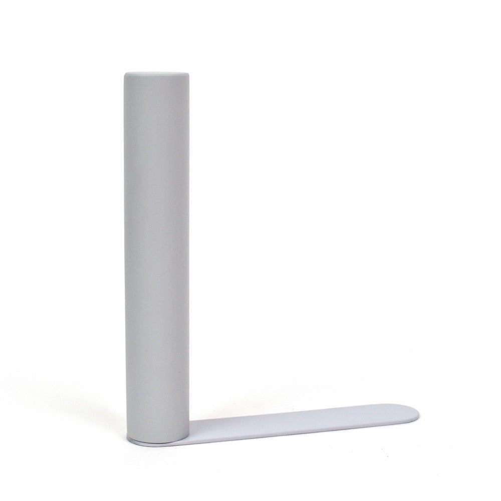 Slim Gray Bookend