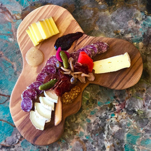 Thurs, January 9th - How to Build a Cheese & Charcuterie Board