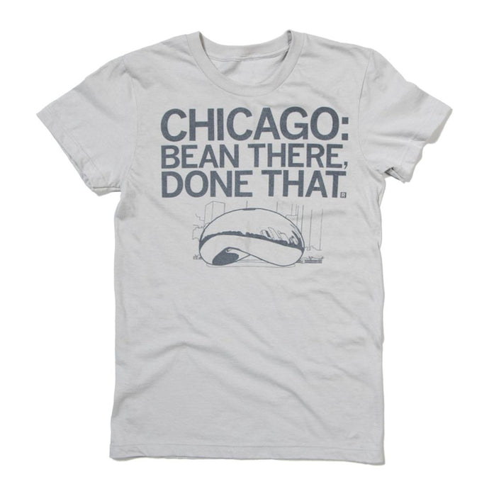 Chicago: Bean There Done That Tshirt