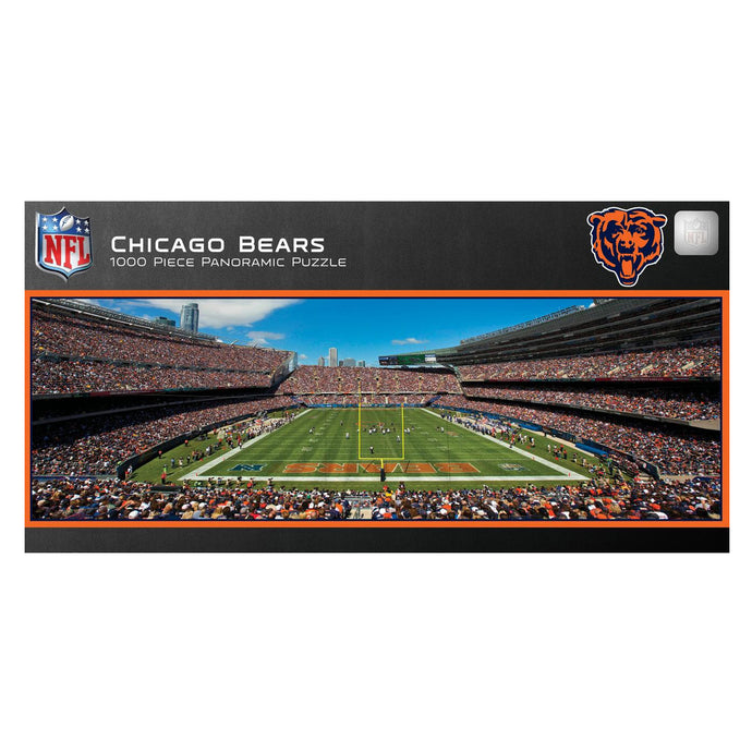 Chicago Bears Soldier Field 1000 Piece Jigsaw Puzzle