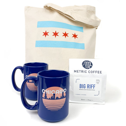 Chicago Style Coffee Gift Package