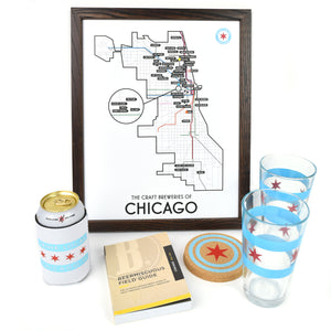 Chicago Craft Beer Lover Gift Box