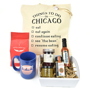 Chicago Local Foods Gift Box