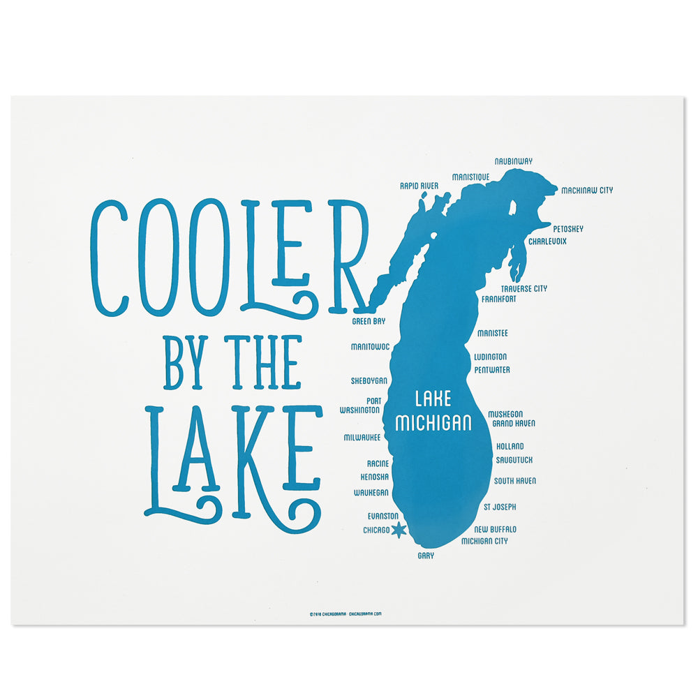 Cooler by the Lake Michigan 14