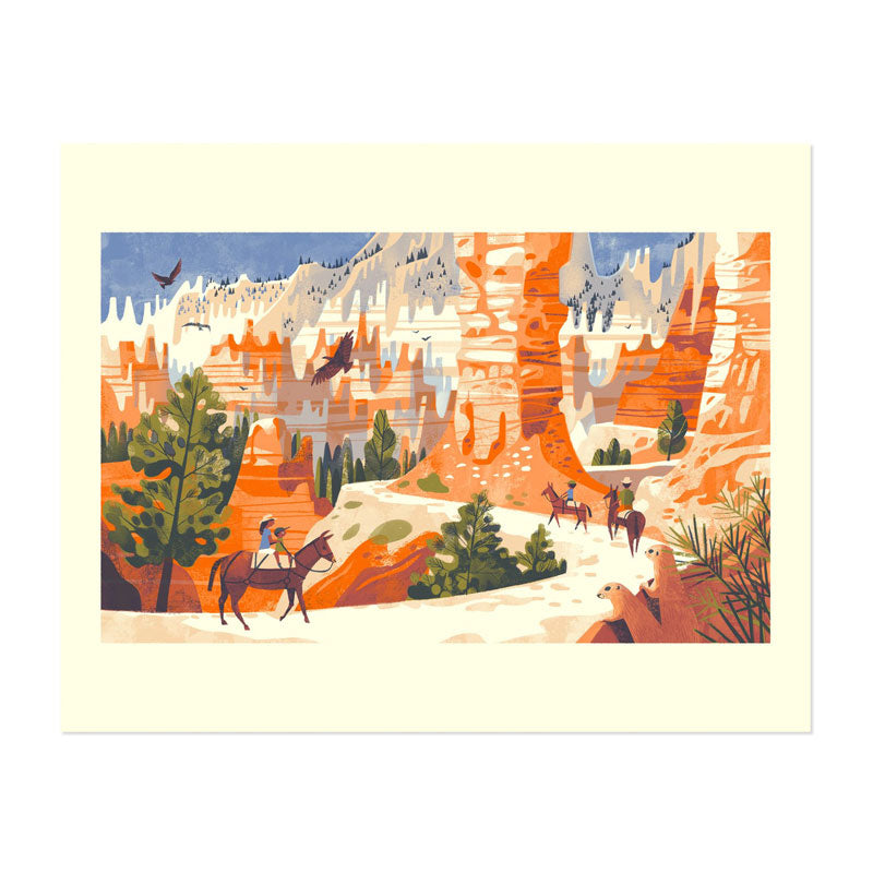 Bryce Canyon National Park 11