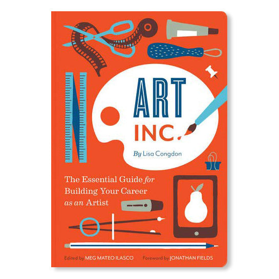 Art Inc. Book