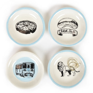 Chicago Icon Ring Dish