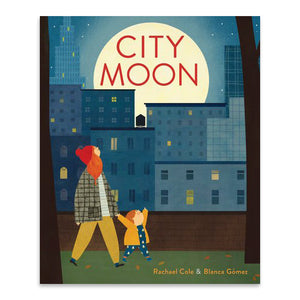 City Moon Book