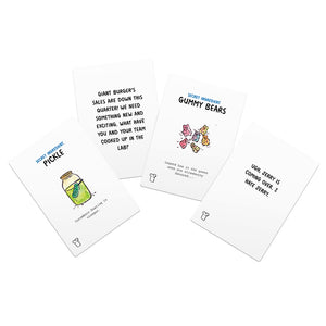 Competition Kitchen Card Game