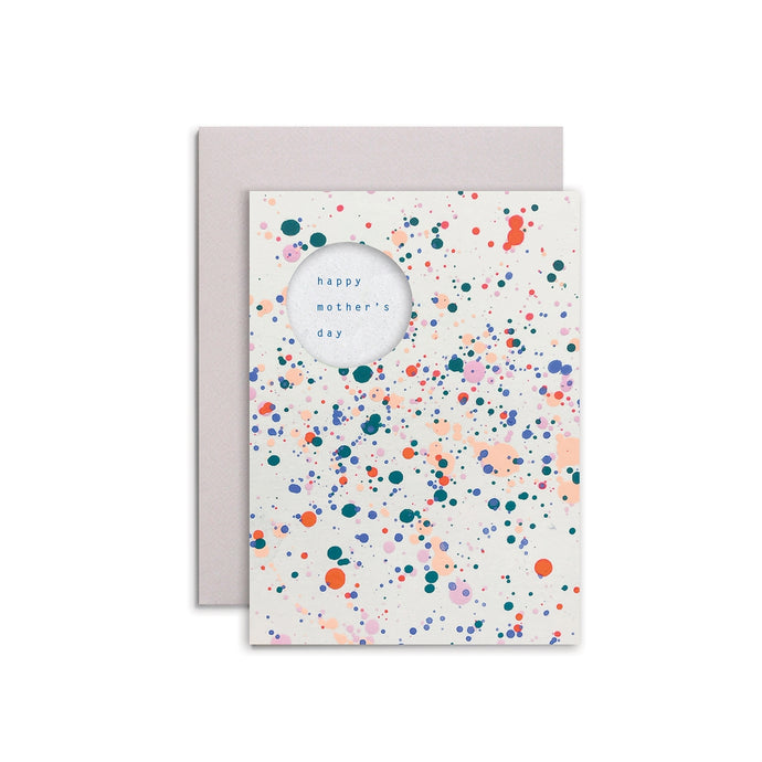 Happy Mother's Day Confetti Card