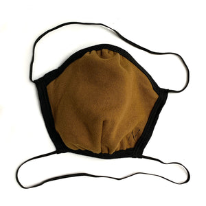 Cotton Terry Cloth Face Mask
