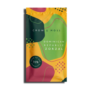 Small Batch Dominican Republic Zorzal Chocolate
