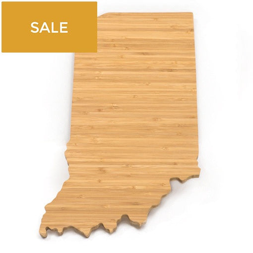 Indiana State Cutting Board