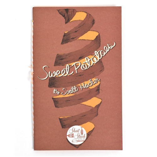 Sweet Potato Mini Recipe Book