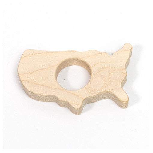 USA Wood Teether