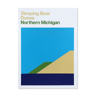 Sleeping Bear Dunes Mini Print