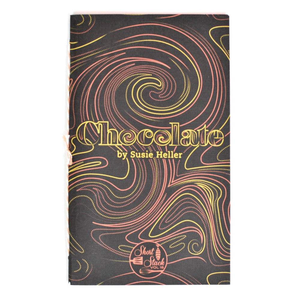 Chocolate Mini Recipe Book