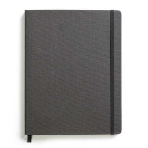 Soft Linen Cover Notebook