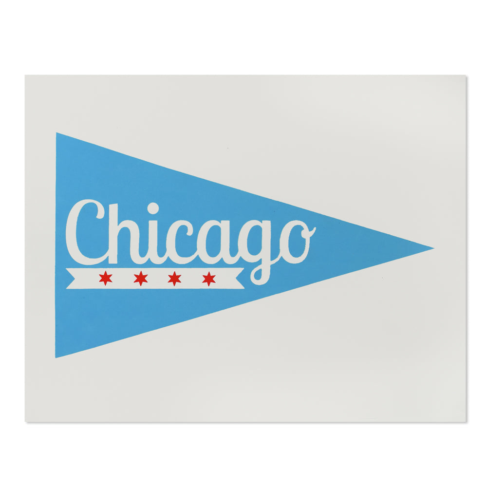 Chicago Pennant 11