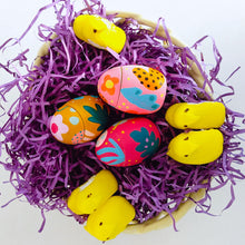 Sat, April 4th at 1p CST - VIRTUAL Workshop: Painted Wooden Easter Eggs with Ponnopozz